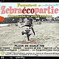 Zebra-éco-partie le dimanche 11 septembre 2016