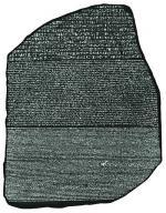 400px-Rosetta_Stone_BW