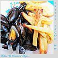 Recette testée: les frites façon ww