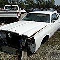 Chrysler cordoba coupe 1978-1979
