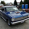Chevrolet chevy ii 100 2door sedan-1963