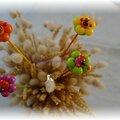Piques- fleurs