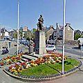 Monument aux morts 35-paramé. famille ruellan