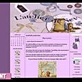 Petit relooking blog pour jolie boutique