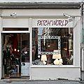Paris patch'world décoration d'intérieur