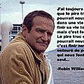 Citations de robin williams