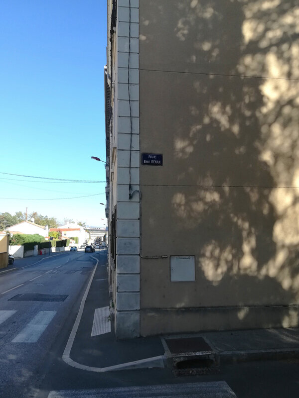 rue Ernest Renan, 24 oct 2018, 12 h 27