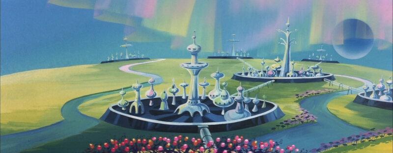 Canalblog Anime Goldorak Film La Guerre des Soucoupes Volantes 1975 16