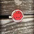 bague Kitty rouge