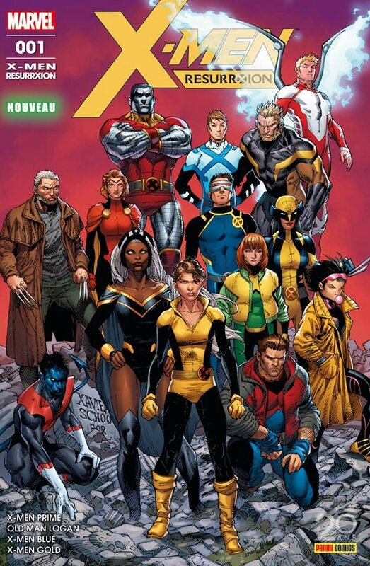 x-men resurrection 01