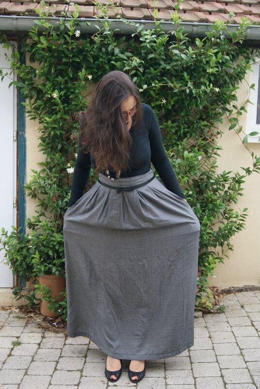 jupe chardon maxi grise (8)
