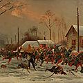 Marchet, la bataille d'Yvré-L'évêque (1891)