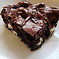 Brownie à ma façon