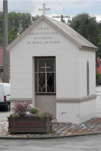 Chapelle rue de la Longueville