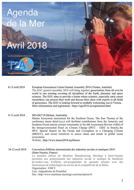 Agenda de la mer avril 2018 page 2:2
