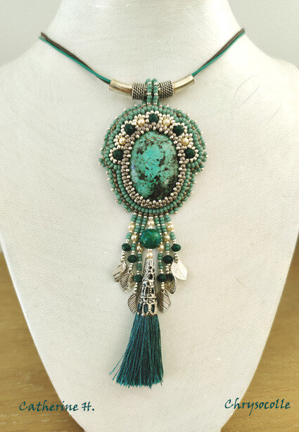 pendentchrysocolle