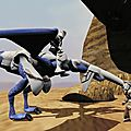 De l'art#8: panzer dragoon (saturn)