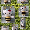 Hello kitty abeille ...