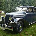 Renault celtaquatre adc2 conduite intérieure 1937