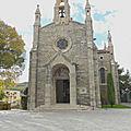 Eglise sainte roseline a roquefort la bedoule