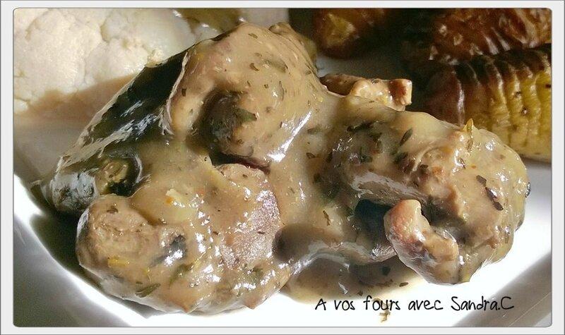 Canard sauce aux herbes 1-1