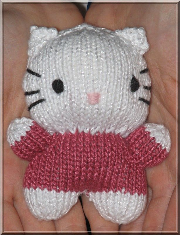 2008 - Hello Kitty version tricot