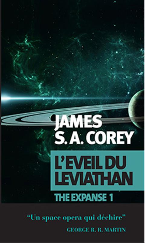 L'EVEIL DU LEVIATHAN JAMES S