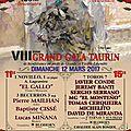 Béziers - un matador de plus au cartel du grand gala taurin 2017