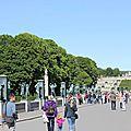 Parc Frogner, sculptures de Vigeland
