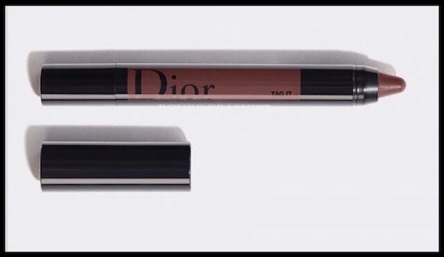 dior rouge graphist tag it