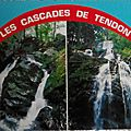 Tendon les cascades