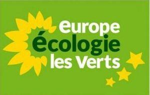Europe Ecologie Les Verts logo