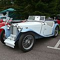 MG TC Midget 1949 roadster Créhange (3)