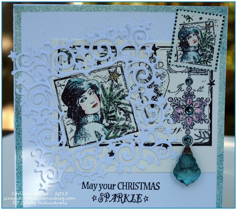 Coco_A card with CI369_FrostyWinterchallenge