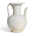 A Qingbai ewer, Southern Song dynasty, 11th-12th century