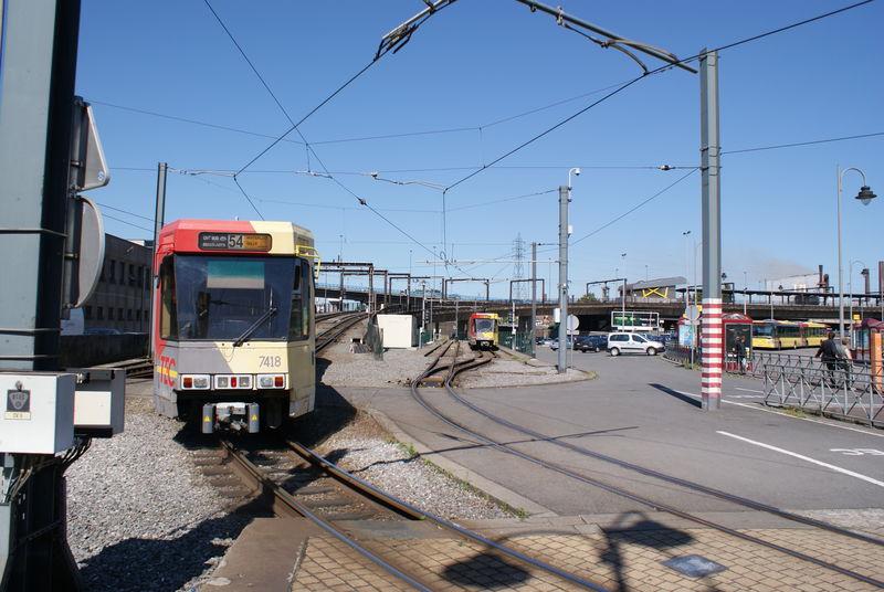 Charleroi, Gare de Charleroi Sud