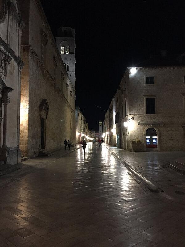 Dubrovnik, jeudi 22 octobre 2020 (2)