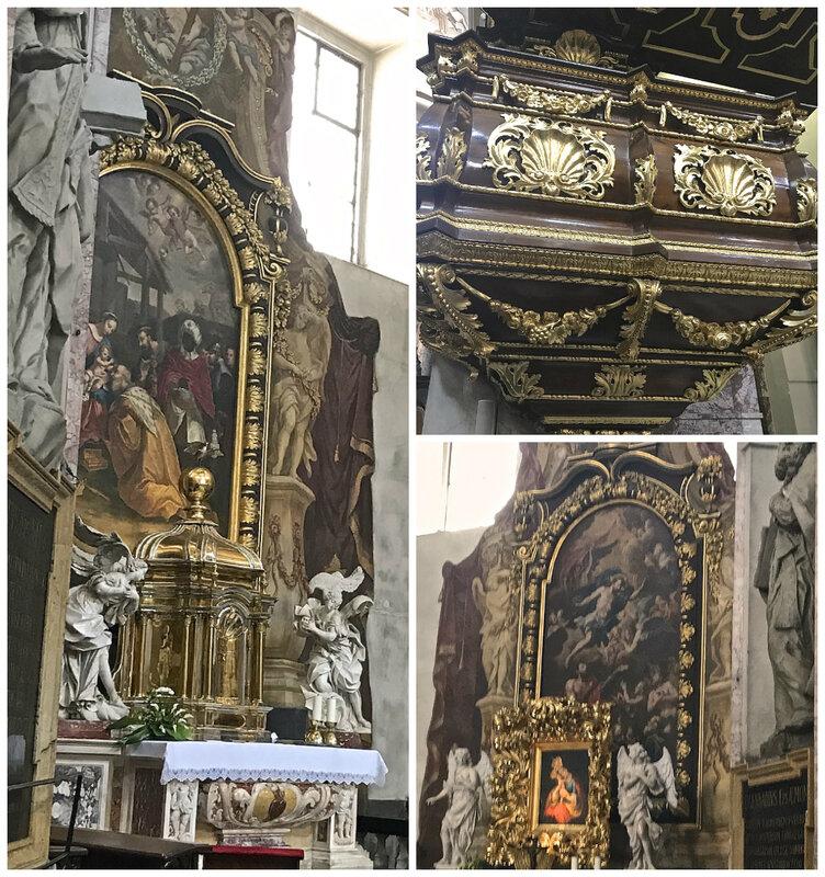Ljubljana cathédrale