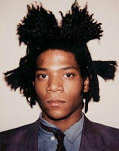 JM Basquiat (Warhol 1982)