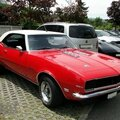 Chevrolet camaro rally sport hardtop coupe-1968