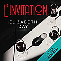 L'invitation, par elizabeth day
