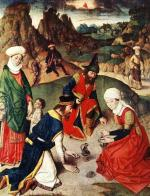 Dirk-Bouts-The-Gathering-of-the-Manna