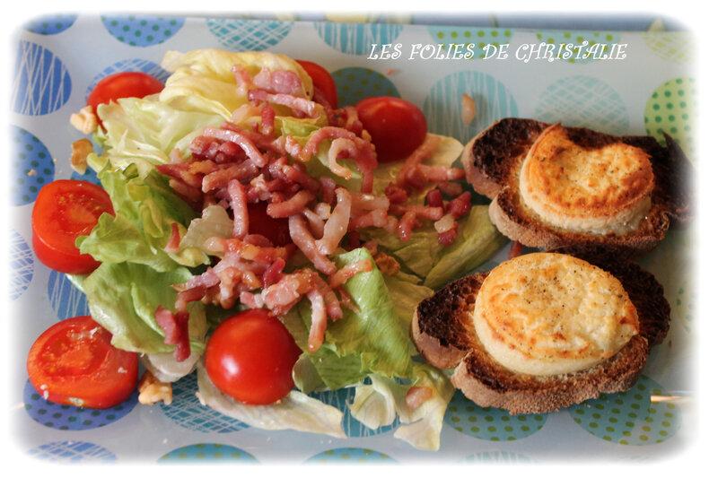 Salade chèvre 2