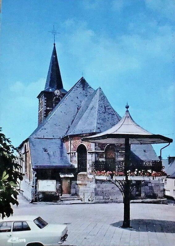 TRELON-L'église
