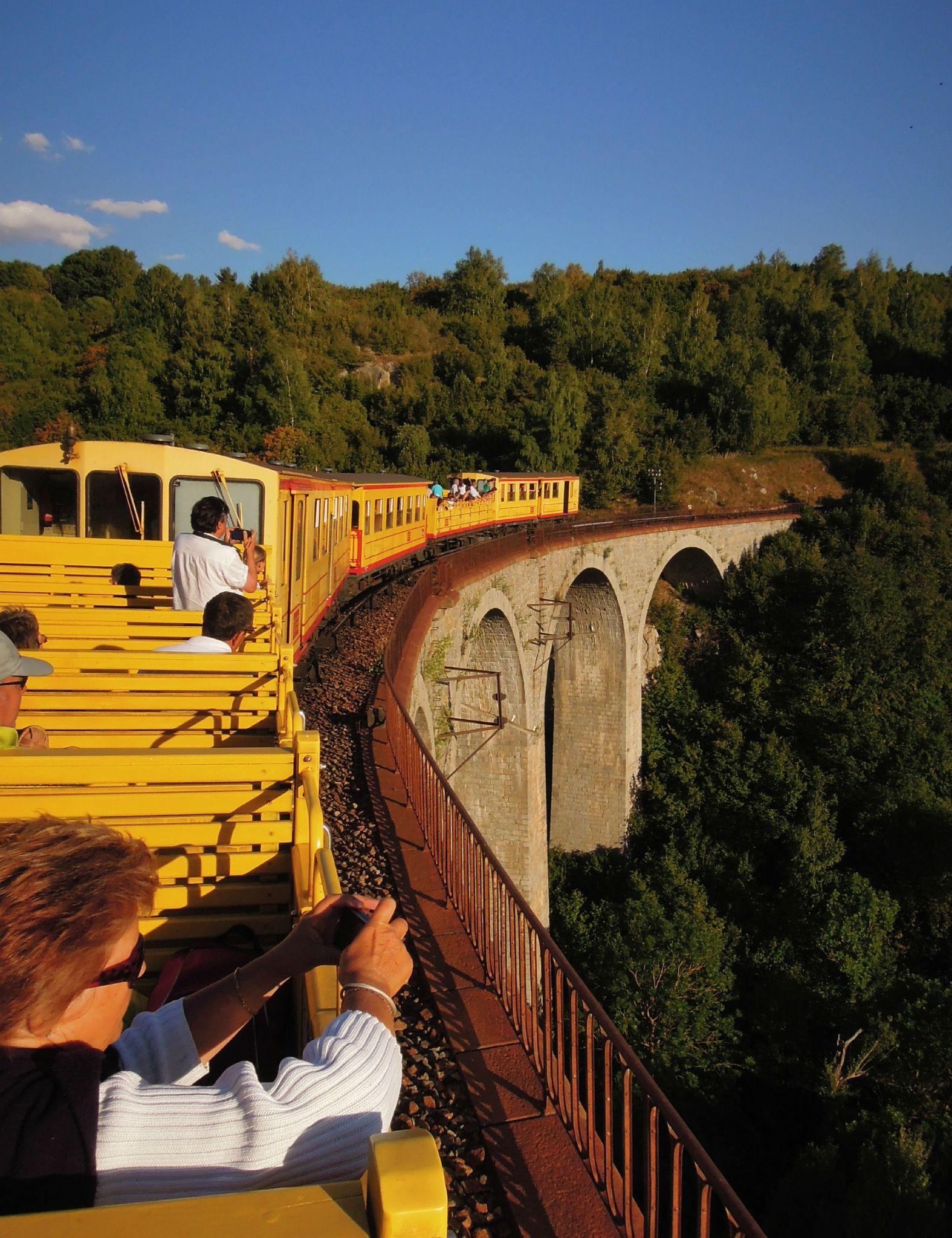 Ti train jaune 315
