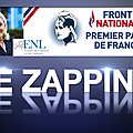 Zapping n°2 (10/09/2016 - 16/09/2016)