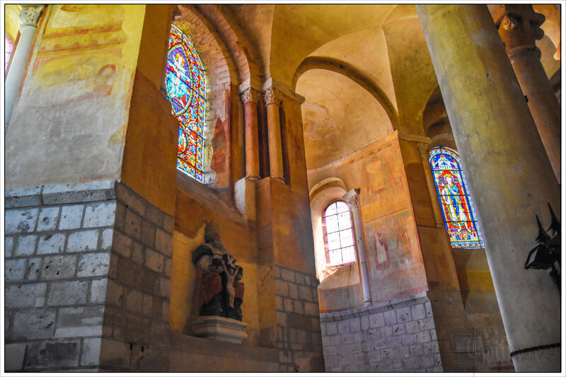 Poitiers Histoire de l'église Saint-Hilaire-le-Grand reconstruite avec des subsides accordés par Clovis (3)