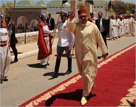 امير المؤمنين الملك محمد السادس
