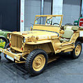 La jeep willys de 1960 (regiomotoclassica 2010)