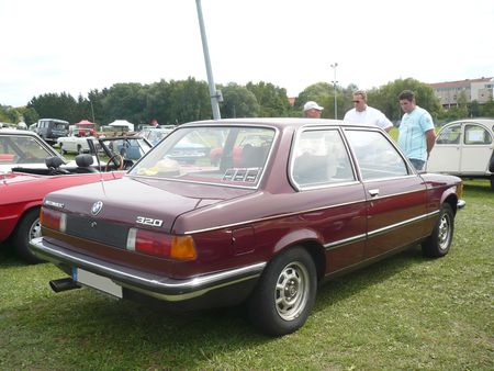 BMW 320 automatic type E21 1976 Hambach (2)